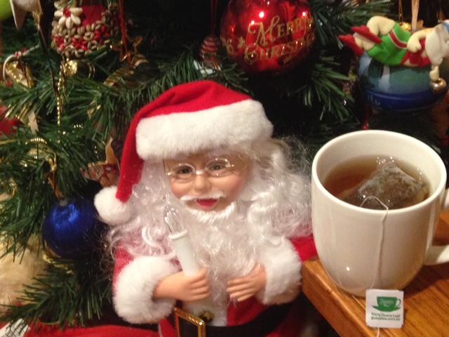 Guava Tea Christmas